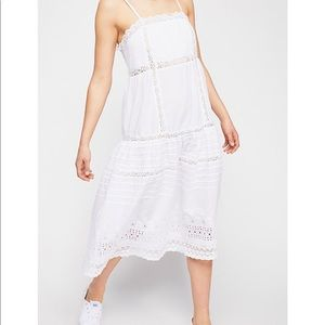 Free People This Is It Slip Dress